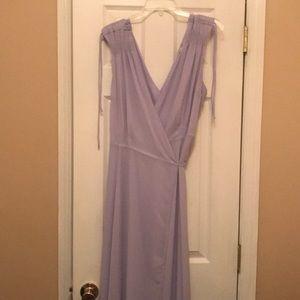 Eva Mendes Maxi Dress